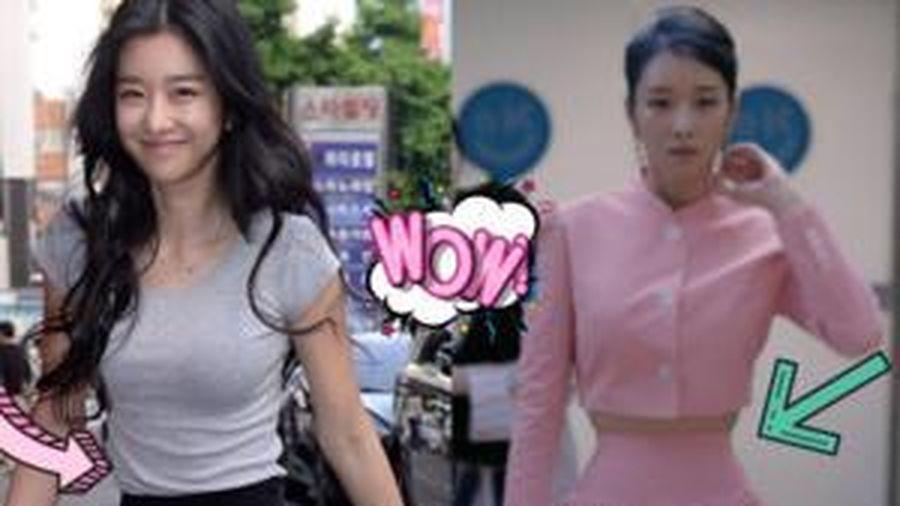 Bí kíp để có vòng eo con kiến gây sốc trong 'Điên thì có sao' của Seo Ye Ji