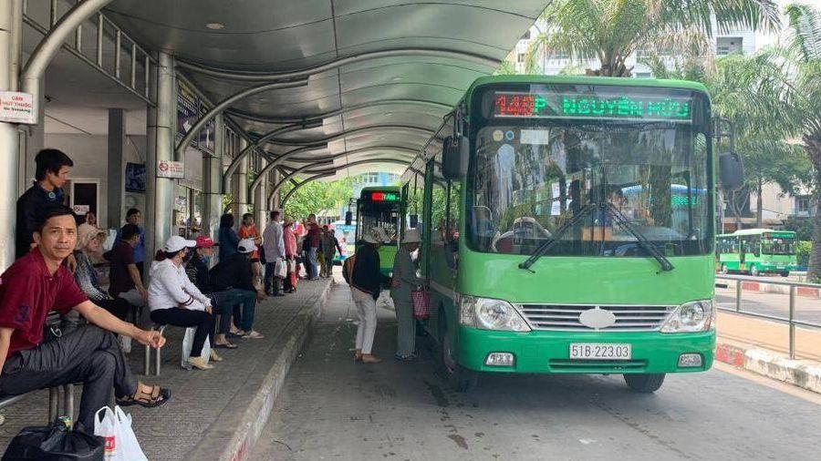 TP.HCM: Nhiều doanh nghiệp xe buýt xin ngưng hoạt động do thua lỗ