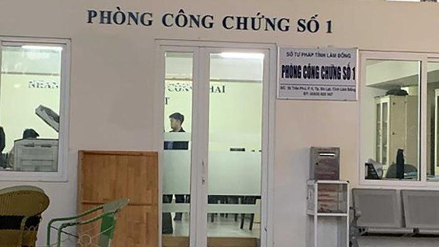 Vụ vợ Giám đốc Sở Tư pháp lừa đảo,Cơ quan CSĐT thông báo tìm các bị hại