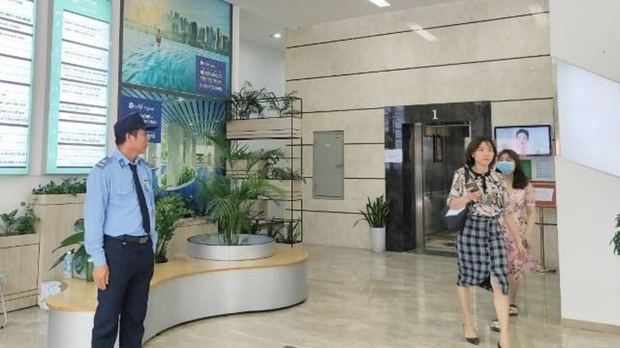 Công ty Lam Tú 'Đem lại bình yên cuộc sống cho người dân'