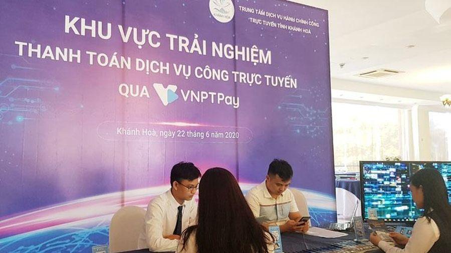 Khánh Hòa: Hơn 1 triệu hồ sơ được thực hiện qua dịch vụ hành chính công trực tuyến