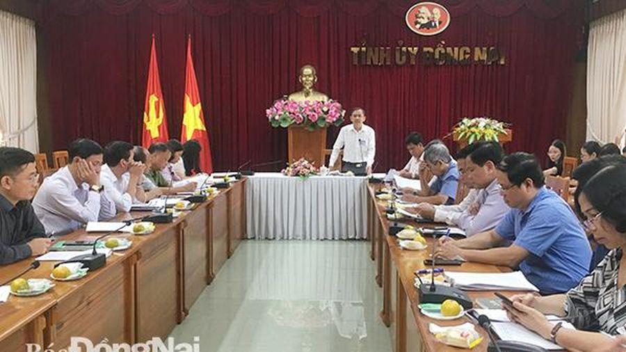 Tập trung tuyên truyền Đại hội Đảng bộ cấp trên cơ sở