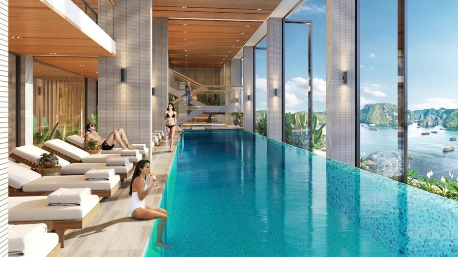 Sở hữu căn hộ phong cách Resort 5 sao duy nhất tại Hạ Long chỉ với 950 triệu đồng