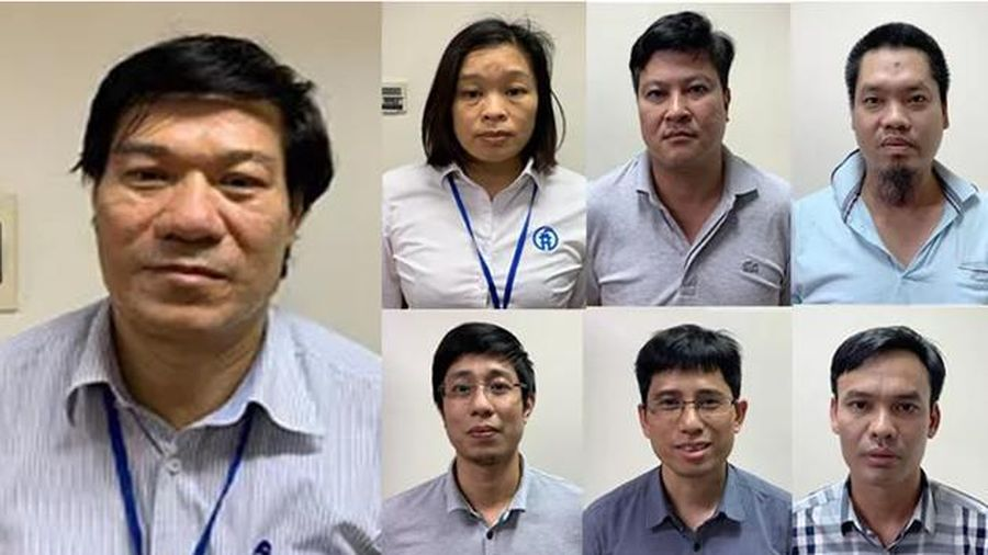 Khởi tố thêm 2 bị can vụ mua máy xét nghiệm COVID-19 tại Hà Nội