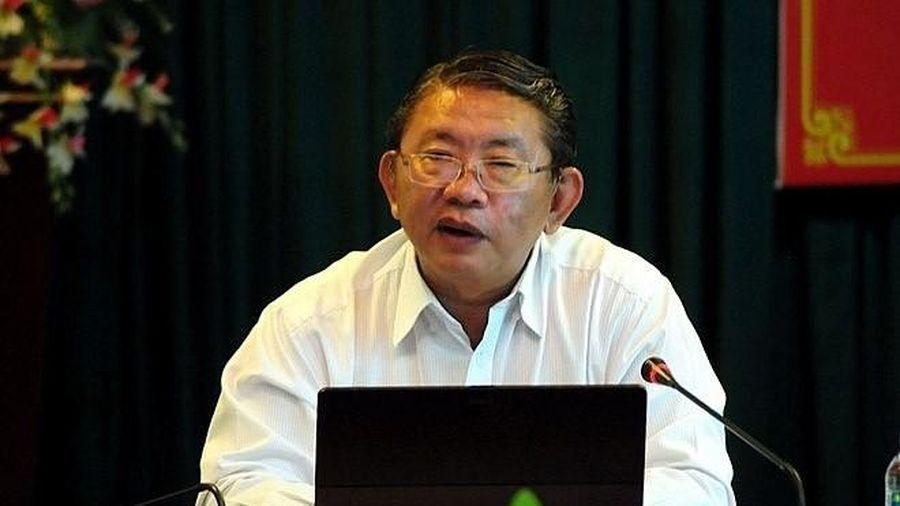Khai trừ Đảng nguyên Giám đốc Sở Khoa học - Công nghệ tỉnh Đồng Nai