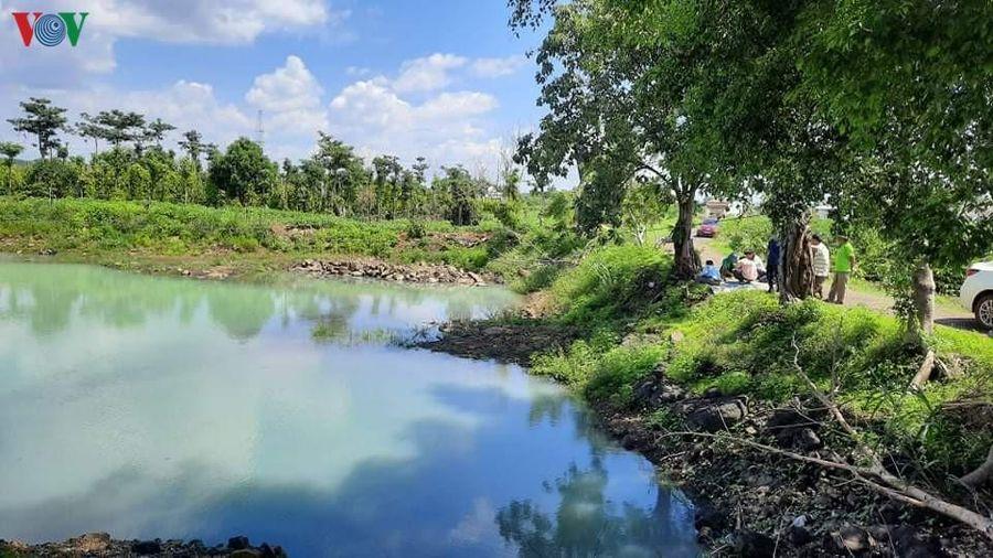 Ra hồ chơi đùa 2 trẻ em ở Đắk Lắk bị đuối nước