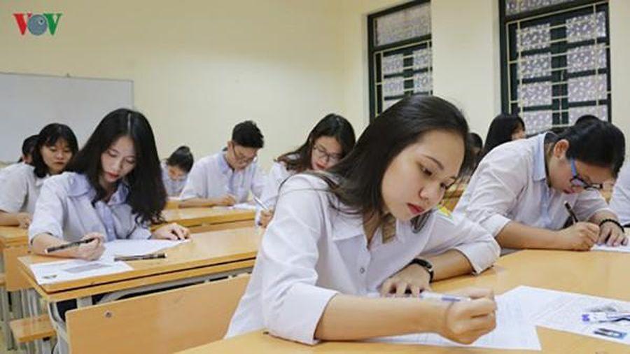 Kỳ thi tốt nghiệp THPT, thi vào lớp 10 ở Hà Nội có nhiều điểm mới