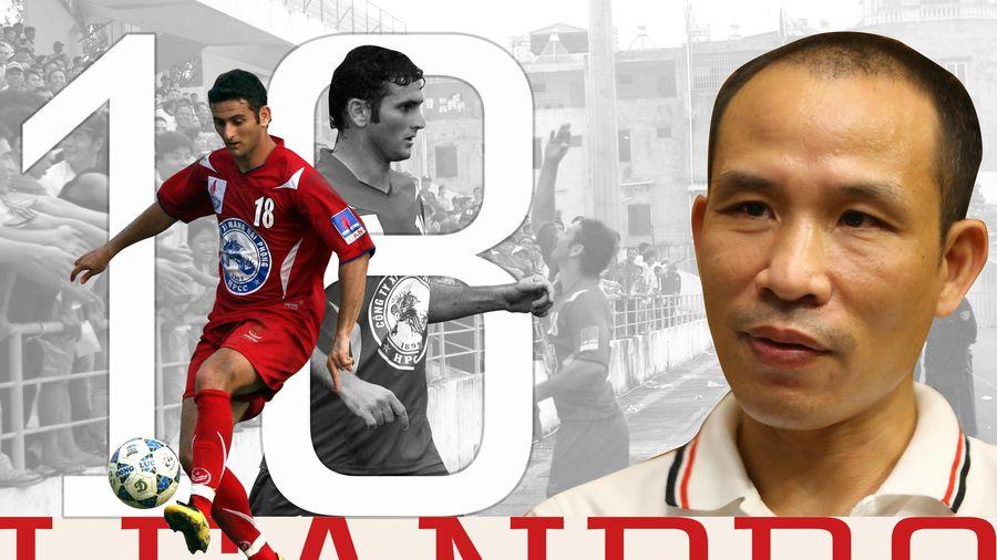 Lật mở thương vụ lịch sử V-League đưa Leandro về Lạch Tray