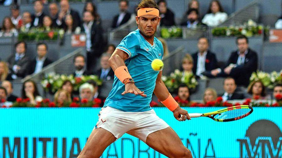 Nadal tham dự Madrid Open, bỏ ngỏ US Open 2020
