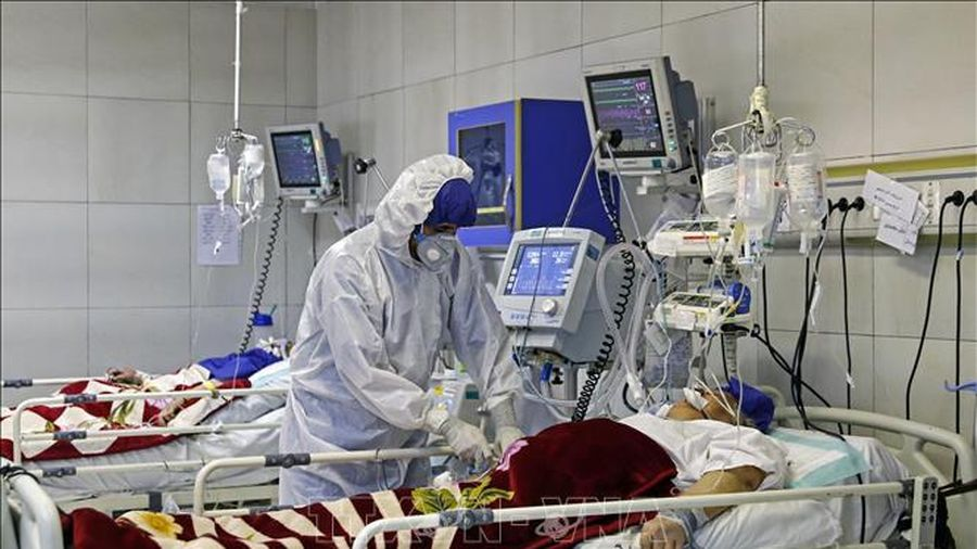 Số ca tử vong do COVID-19 tại Iran vượt 12.000 ca
