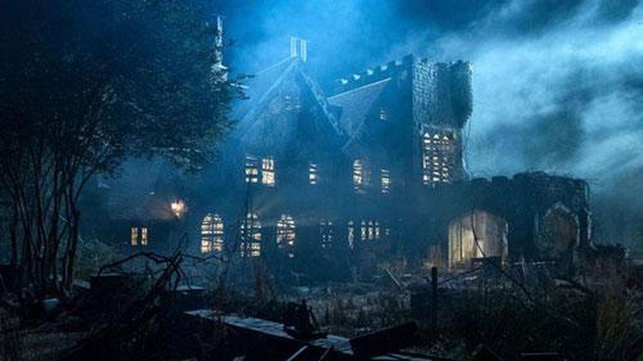 Những căn nhà ma ám đáng sợ nhất trên màn ảnh