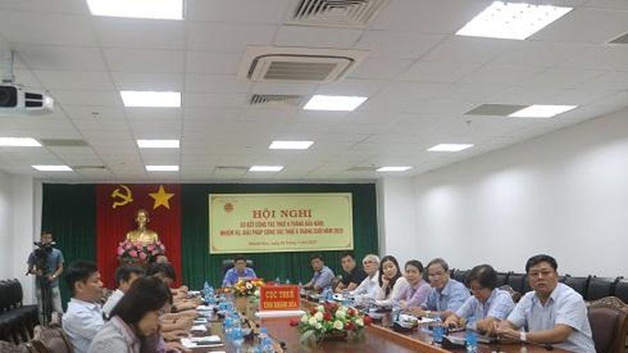 Hội nghị trực tuyến toàn quốc sơ kết công tác thuế 6 tháng đầu năm