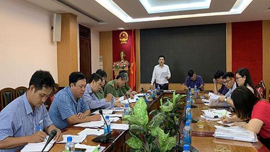 Ban Pháp chế HĐND tỉnh thẩm tra một số nội dung trình kỳ họp thứ 11, HĐND tỉnh