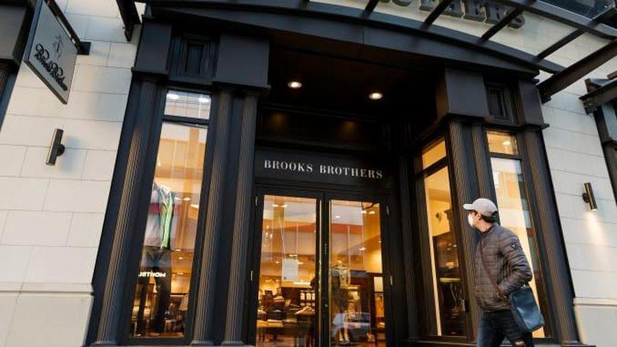 Brooks Brothers, hãng thời trang hơn 200 tuổi ở Mỹ đệ đơn xin phá sản