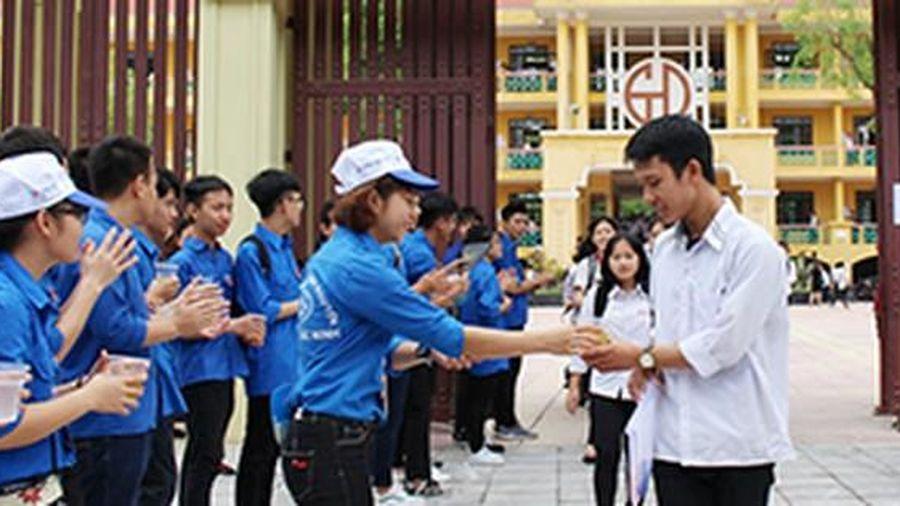 'Tiếp sức mùa thi' hỗ trợ tích cực cho phụ huynh và thí sinh trong 'mùa thi' năm 2020