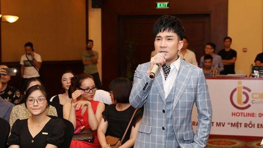 Quang Hà sẵn sàng trở lại Cung Văn hóa làm show sau sự cố 'cháy Cung'