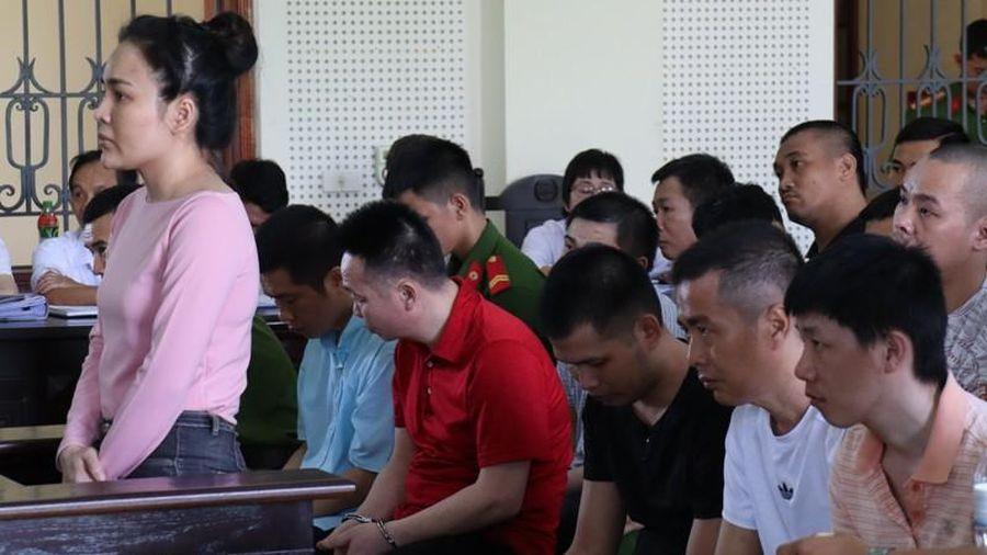 Đường dây ma túy có cựu thiếu tá: 2 người Lào đã mang án tử
