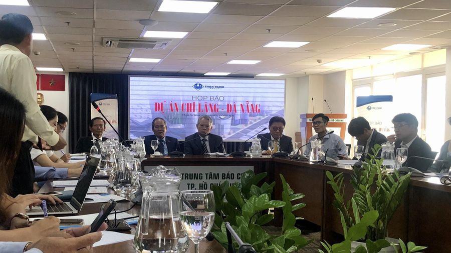 Doanh nghiệp họp báo về dự án sân vận động Chi Lăng, Đà Nẵng