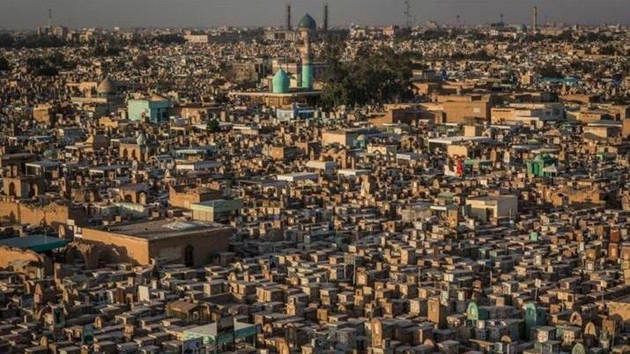 Nghĩa trang lớn nhất thế giới đang quá tải