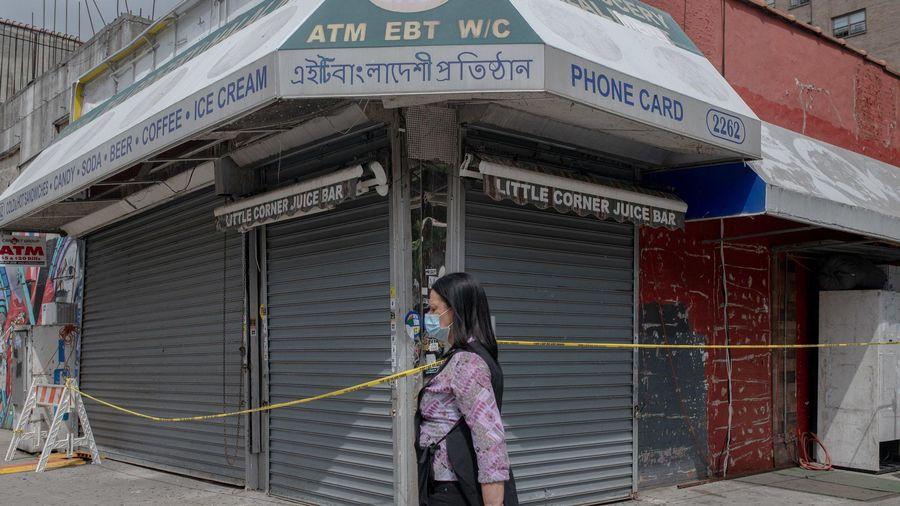 Một triệu việc làm bị mất - 'cơn đau tim' đối với thành phố New York