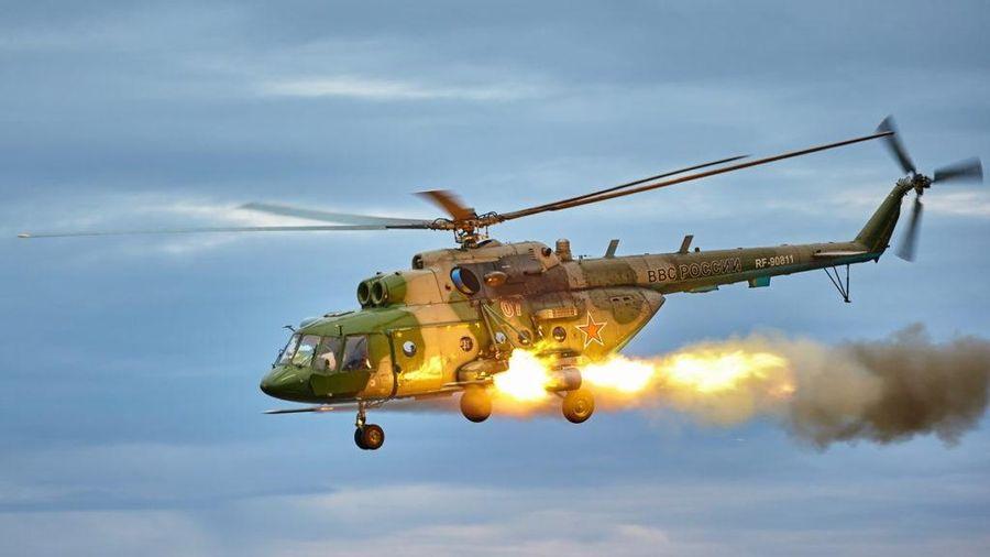 Không quân Nga dội bão lửa vào mục tiêu tại tập trận Aviadarts-2020