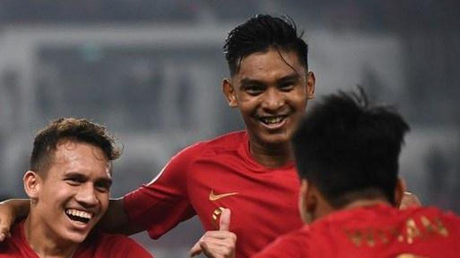 U19 Indonesia tập huấn tại châu Phi cho mục tiêu World Cup