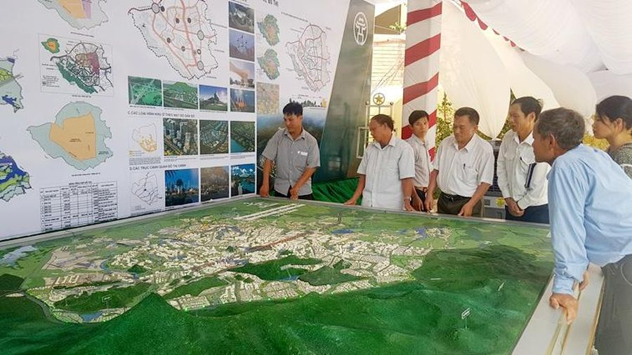 Hà Nội công bố Quy hoạch chung đô thị Hòa Lạc
