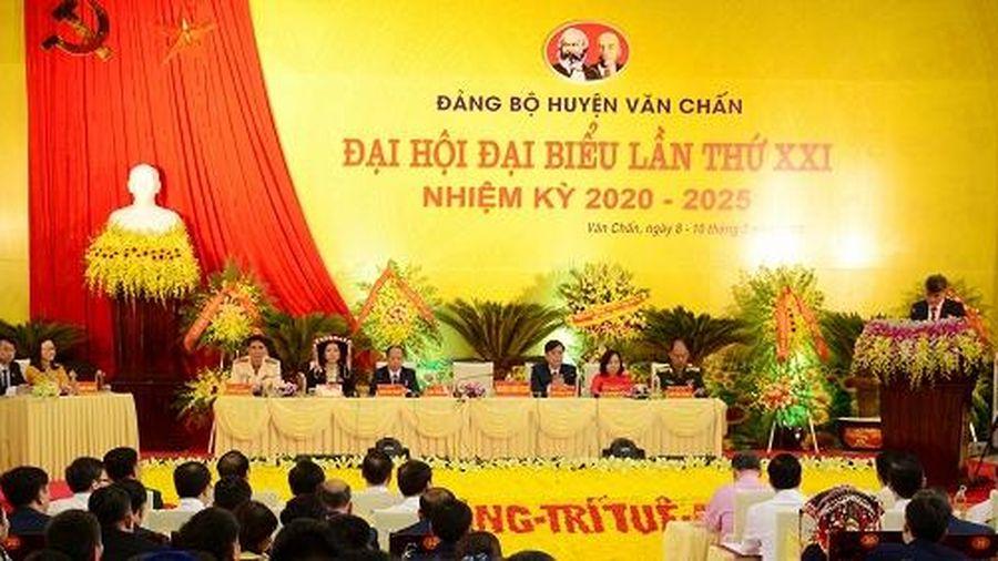 Văn Chấn phát triển kinh tế nông nghiệp làm trọng tâm