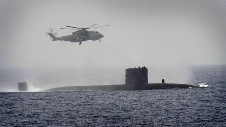 Tàu ngầm Anh mang kho Tomahawk đến Bắc Cực