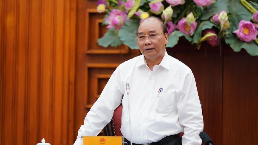 Thủ tướng: Quyết bàn tiến mà không bàn lùi trong phát triển