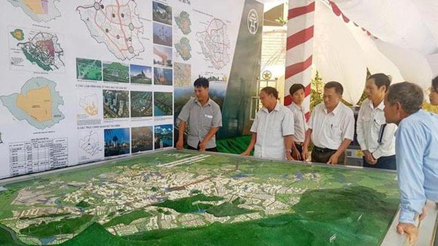 Xây dựng Hòa Lạc thành đô thị khoa học công nghệ của Thủ đô