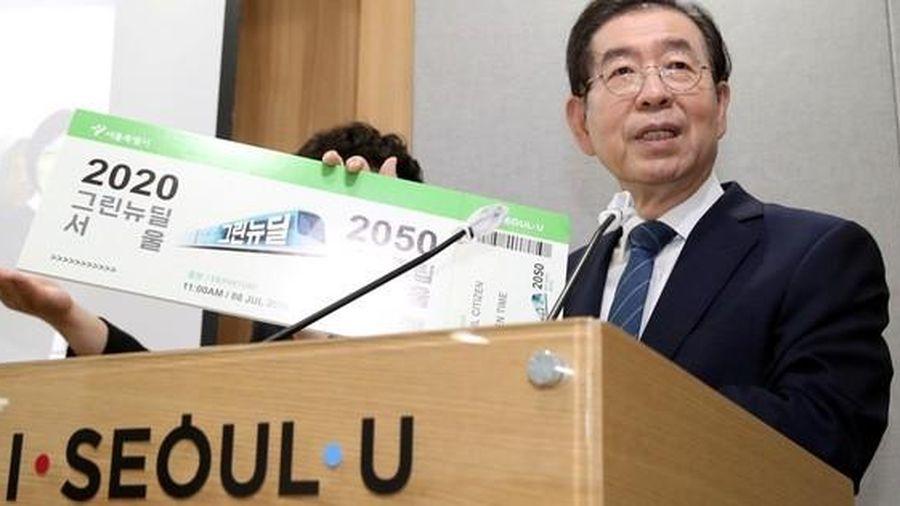 NÓNG: Thị trưởng Seoul 'tự tử' sau khi bị tố quấy rối tình dục?