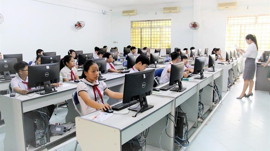416 thí sinh dự Hội thi Tin học trẻ TP Đà Nẵng năm 2020