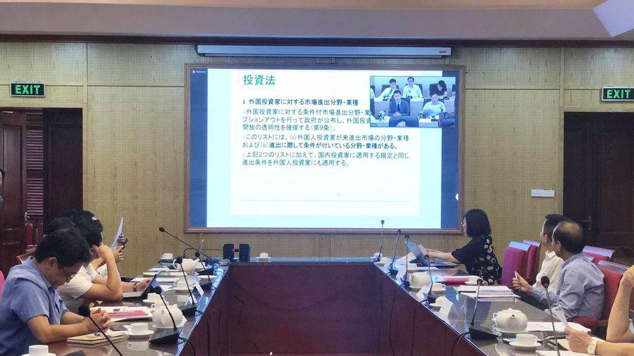 Hội nghị xúc tiến đầu tư với sự tham dự của hơn 1.000 doanh nghiệp Nhật Bản