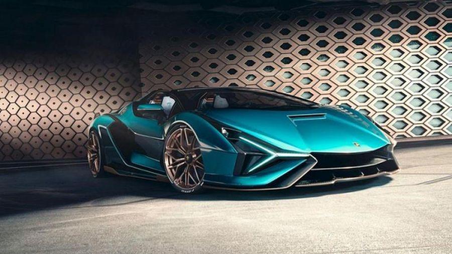Lamborghini Sían sản xuất chỉ 19 chiếc, chưa bán đã 'cháy hàng'