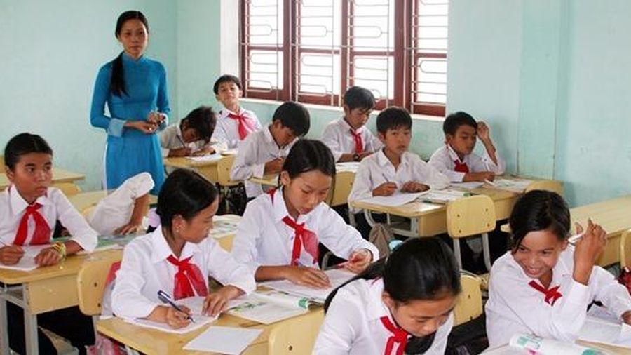 Tham gia nâng chuẩn trình độ: Giáo viên được hỗ trợ 100% học phí, hưởng nguyên lương