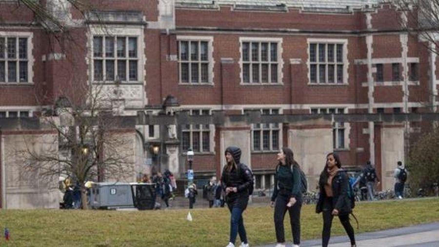 Mỹ: Giảng dạy trực tuyến 'đóng cửa' với sinh viên quốc tế