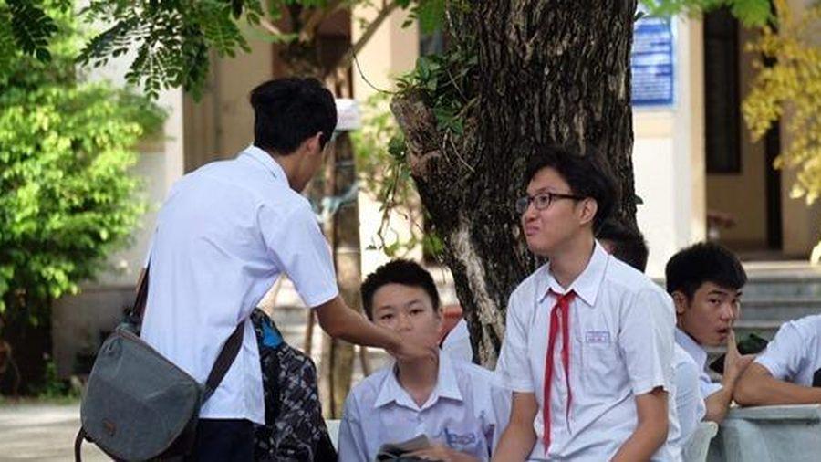 Tuyển sinh vào lớp 10 ở Đà Nẵng: Thí sinh 'tháo chạy' khỏi trường tốp đầu