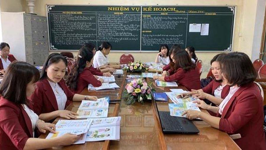 Hòa Bình: Chuẩn bị tốt các điều kiện đổi mới chương trình giáo dục phổ thông mới
