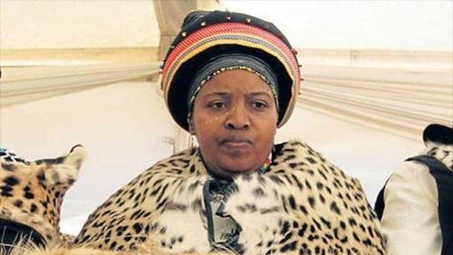 Nữ hoàng nhiếp chính một vương quốc ở Nam Phi qua đời vì Covid-19