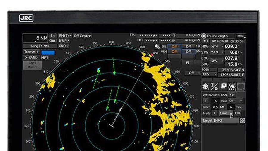 Hàn Quốc quan tâm phát triển radar hàng hải