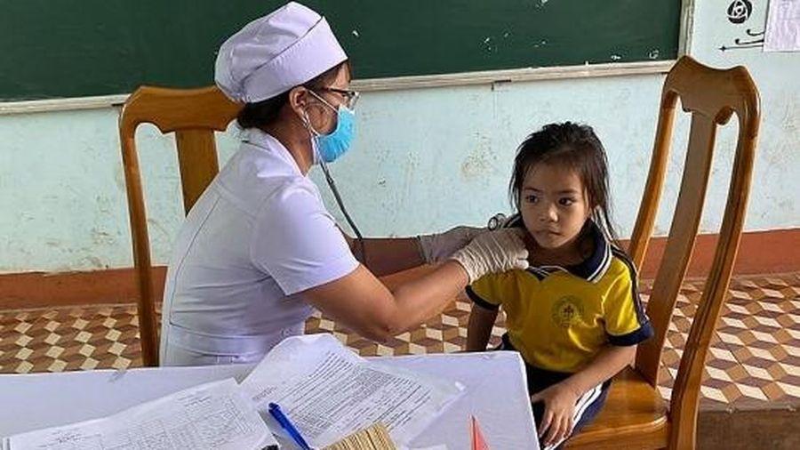 Sẽ có khoảng hơn 10 triệu liều vắc-xin phòng bạch hầu tiêm cho người dân 4 tỉnh Tây Nguyên