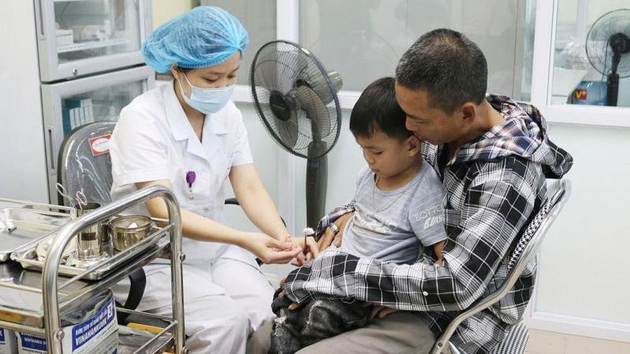 Triển khai chiến dịch tiêm vắc xin phòng bệnh bạch hầu cho toàn bộ khu vực Tây Nguyên