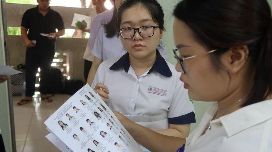 TPHCM: Gần 5.000 thí sinh không đăng ký xét tuyển đại học bằng kết quả thi tốt nghiệp