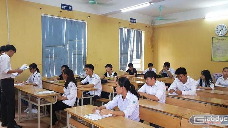 Thành phố Hồ Chí Minh có hơn 74.000 thí sinh thi tốt nghiệp trung học phổ thông