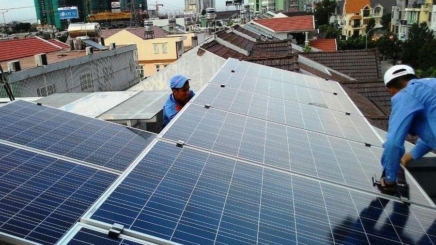 Điện năng lượng tái tạo đã đạt trên 5.500 MW
