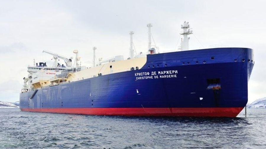 Novatek đóng 10 tàu phá băng chở khí hóa lỏng