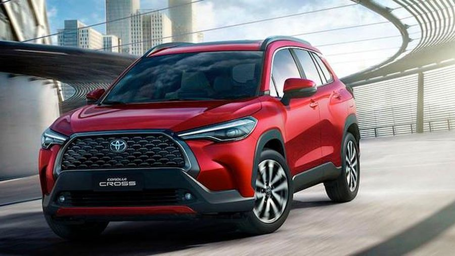 Toyota xác nhận sắp trình làng 'đối thủ' của Hyundai Kona, Honda HR-V