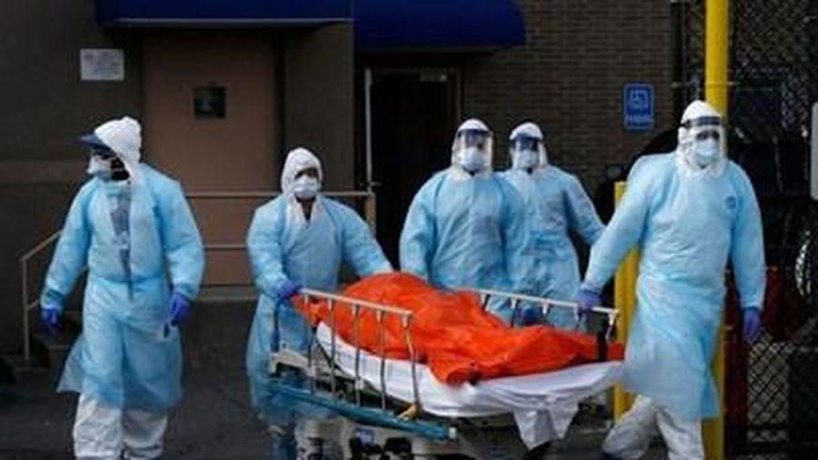 Mỹ phá 'kỷ lục' về số ca nhiễm COVID-19