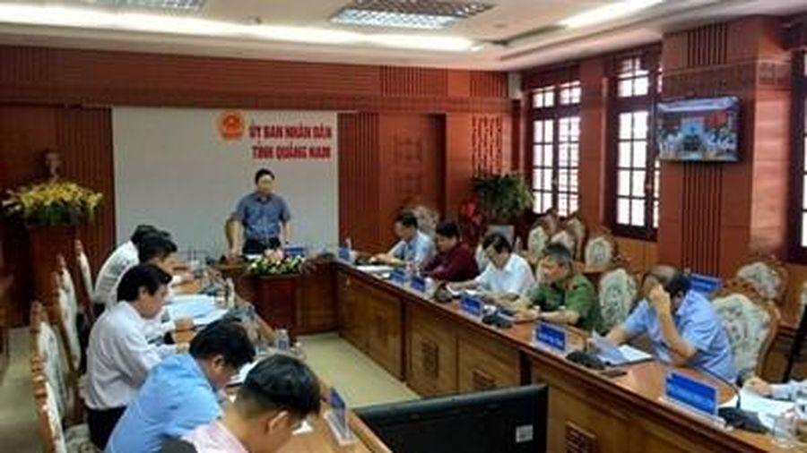 Chủ tịch UBND tỉnh Quảng Nam yêu cầu hủy gói thầu mua máy xét nghiệm COVID-19 với giá 7,2 tỉ đồng